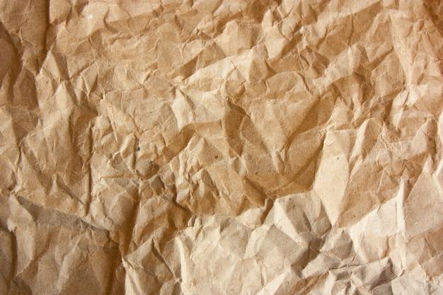 Морщинистая крафт-бумага