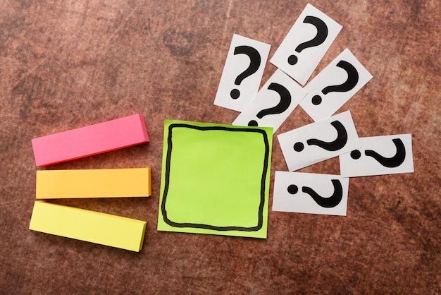 질문 쓰기 새로운 아이디어 생각하기, 혼란스러운 수수께끼 풀기, 관련 질문하기, 논리적 추론 이해하기, 중요한 메모 녹음하기
