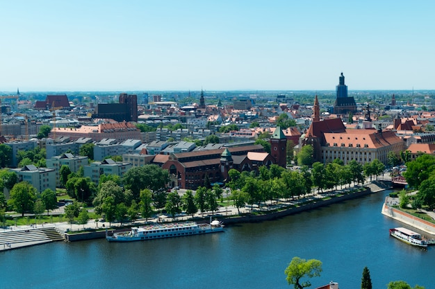 Wroclaw editorial image