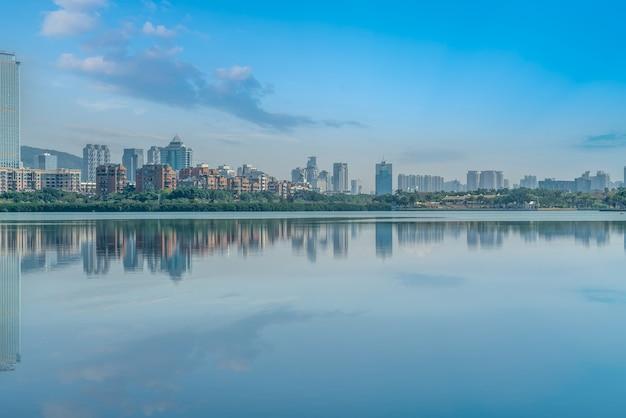 厦門市建築景観スカイライン