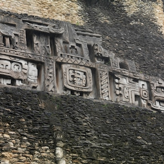 Xunantunich, ancient temple