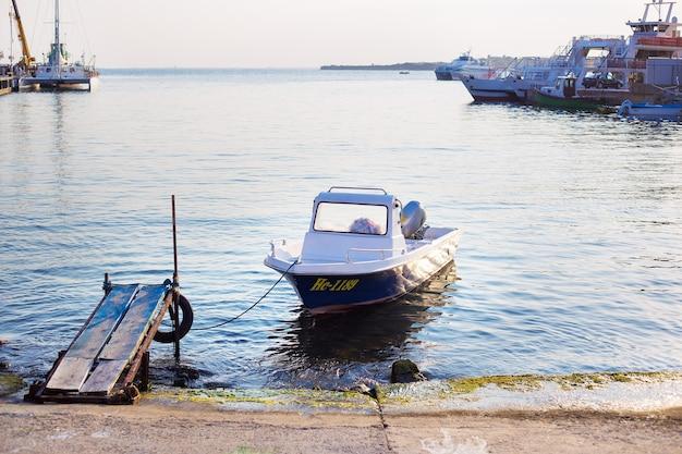Nesebra, 불가리아의 요트와 보트