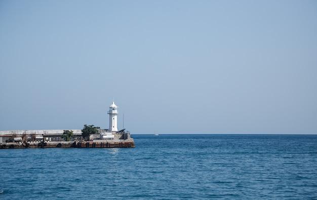 Ялтинский маяк, крым