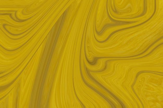 スタイリッシュなデザイン、背景、創造的な抽象、現代アートのための黄色のアクリルの背景。現代美術。キャンバスに絵を描く。