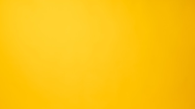 Yellow background with copy space