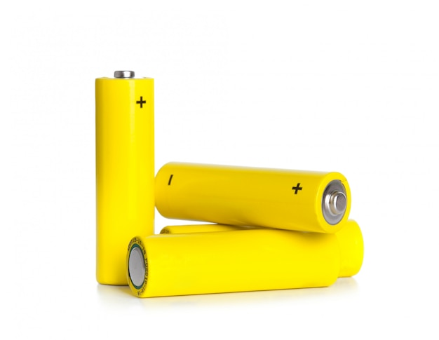Желтая батарея