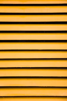 Yellow blinds background