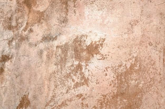 그런 지 텍스처와 노란색 갈색 더러운 곰팡이 벽 배경