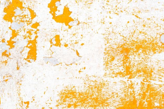 黄色のセメントの背景