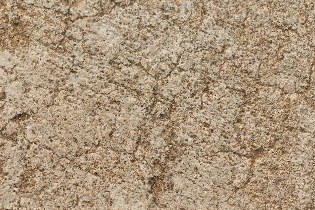 노란색 시멘트 바닥