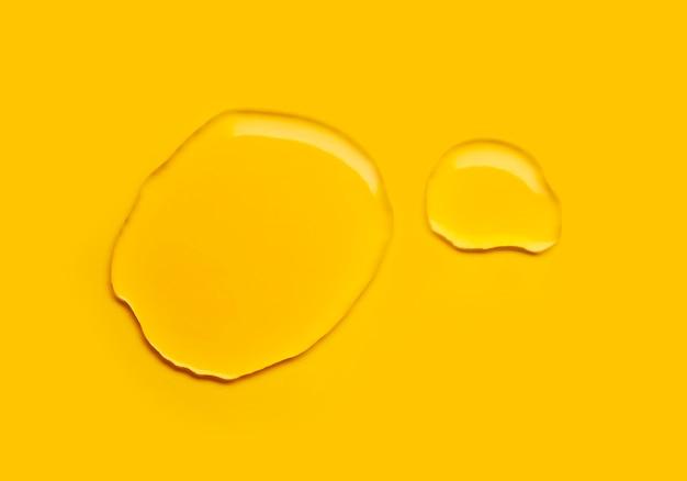 Yellow cleansing oil or micellar gel