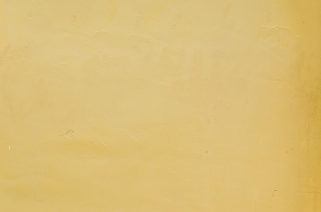 Yellow concerte wall texture and background