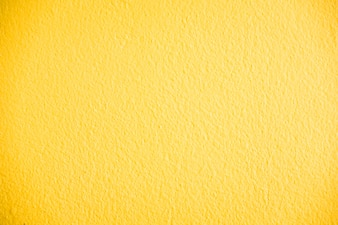 Yellow concrete wall textures