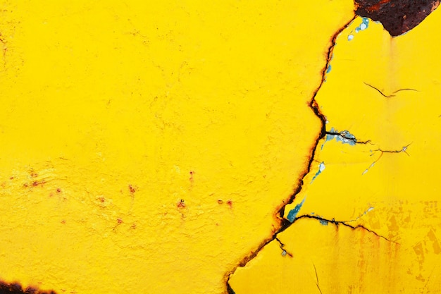 Yellow crack texture