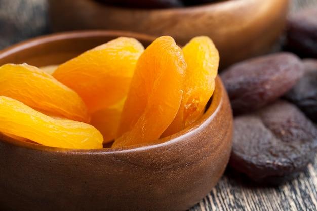Желтый сушеный абрикос восточная сладость, абрикос сушеный из спелого апельсина абрикоса