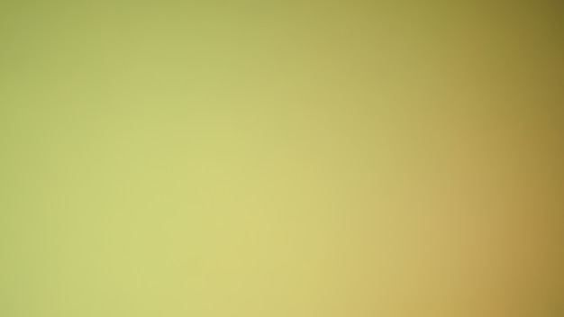 黄色のグラデーションの背景。抽象的なぼやけたグラデーションの背景。
