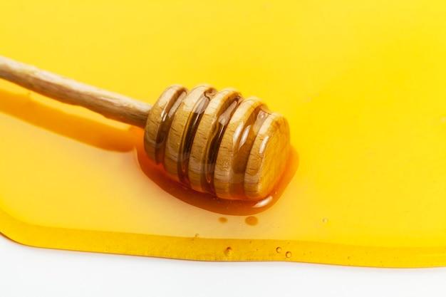Желтый мед