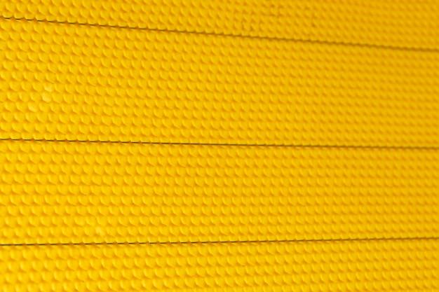 Желтая сотовая структура