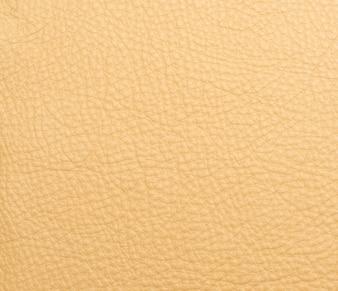 Yellow leather macro shot