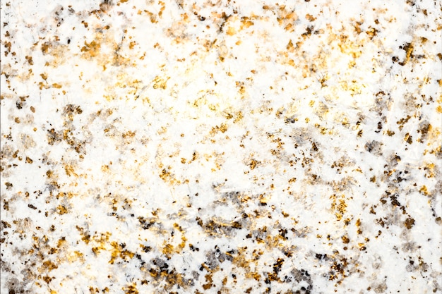 Yellow marble textured background
