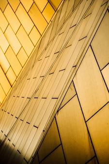 Yellow metal texture. scratched metal texture. design background.
