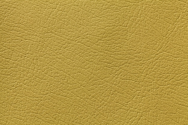 Yellow olive leather texture background