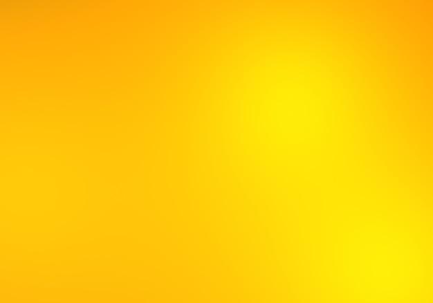 黄色オレンジ色の背景明るい光抽象的なテクスチャ新鮮です。グラデーションイラスト、広告