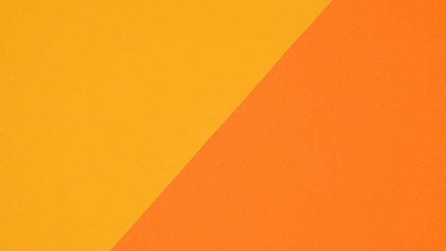 Yellow and orange paper texture for background