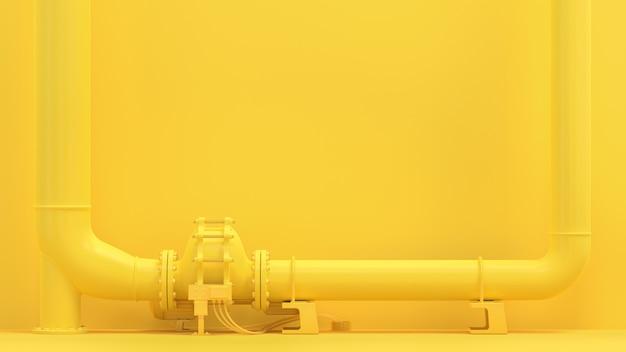 Yellow pipeline