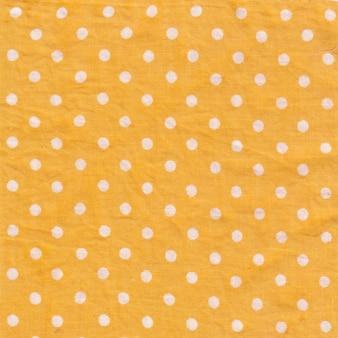 Желтый фон в горошек