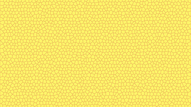 黄色のシンプルなモザイク抽象的なテクスチャ壁紙の背景