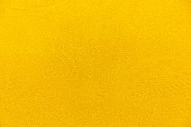 黄色の漆喰壁の背景