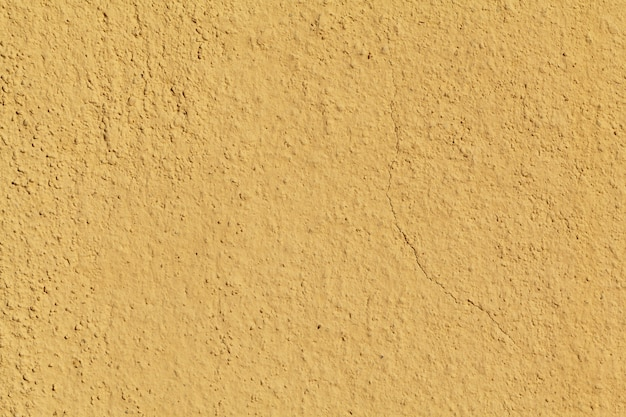 Yellow wall texture for background