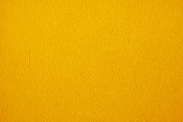 黄色の壁のテクスチャ