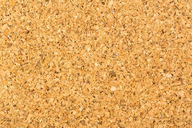 Yellow wood cork board texture