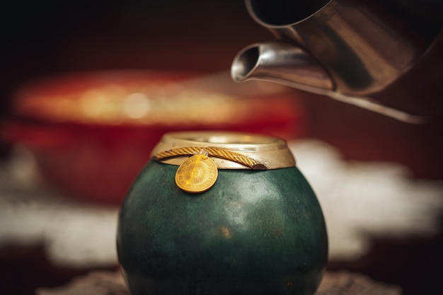 Yerba mate、アルゼンチンの伝統的なお茶