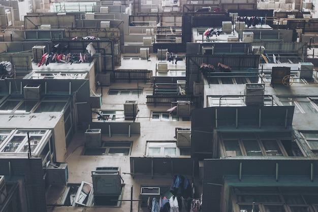 Yick fat building in hongkong