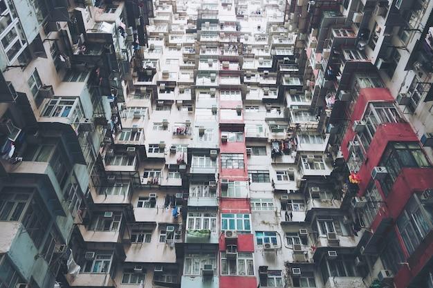 香港のyick fatビル