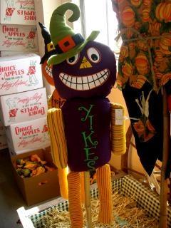 Yikes puppet