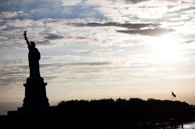 York freedom usa new statue monument liberty