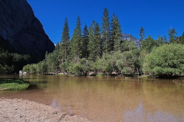 Национальный парк йосемити в калифорнии, сша