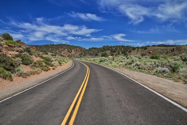 미국 캘리포니아의 요세미티 국립 공원