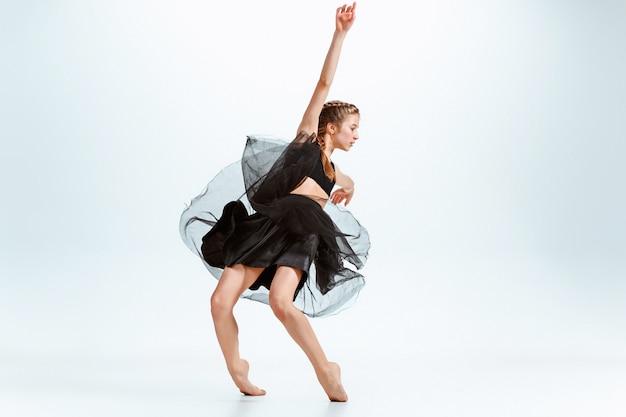 Break dance della ragazza