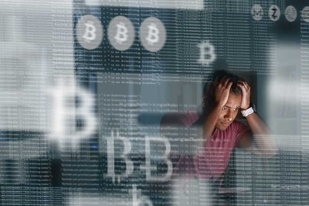 Young indian programmer upset because of losing cryptocurrency