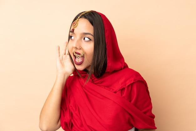 若いインド人女性