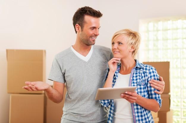 Планирование свадьбы молодых в новой квартире