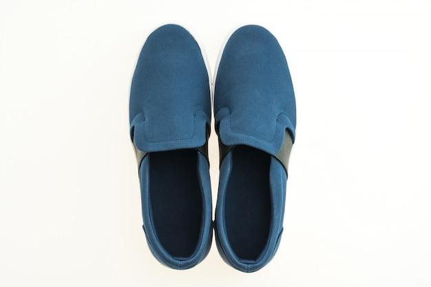 Молодые пары обуви стариков