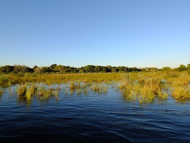 ザンベジ川、ジンバブエ