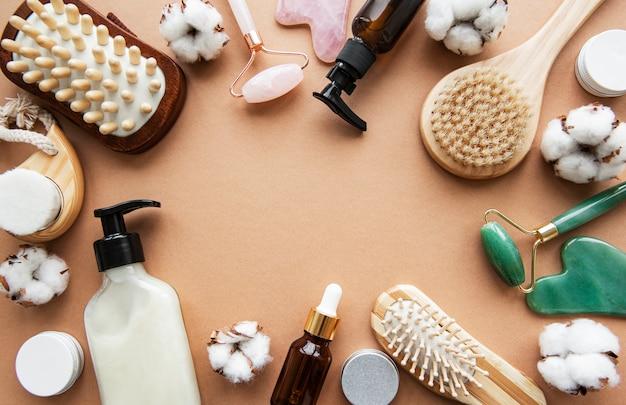 Безотходные аксессуары для ванной и нефритовый валик
