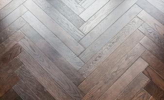 Zigzag Herringbone wooden floor pattern background